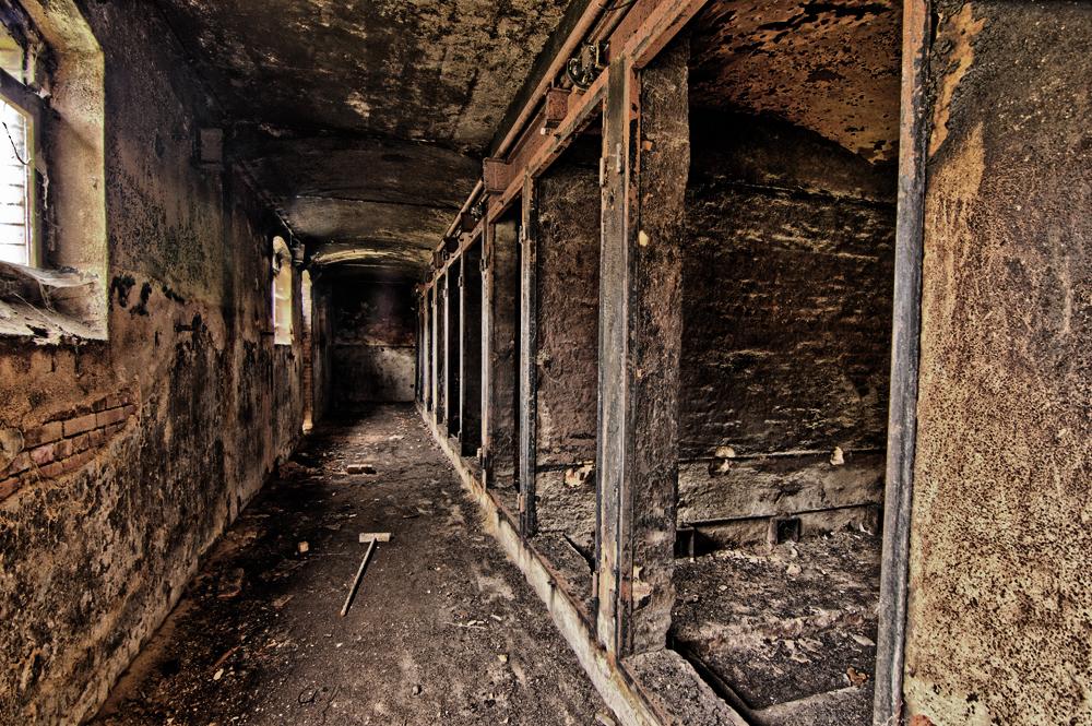 Räucherkammer